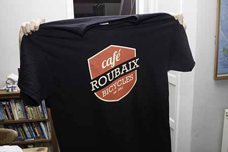 Cafe Roubaix Tee