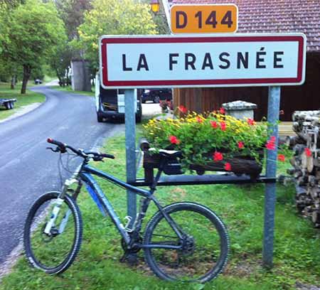 Jura - La Frasnee