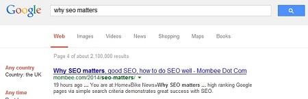 Google SEO - 450