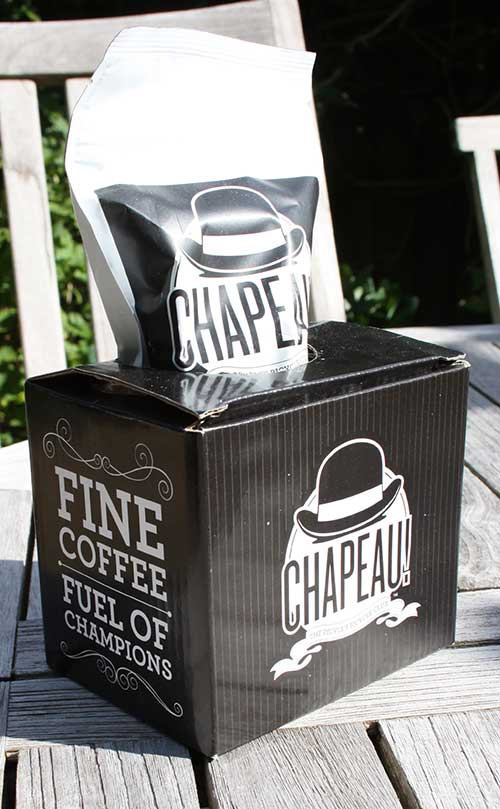 Chapeau-Coffee