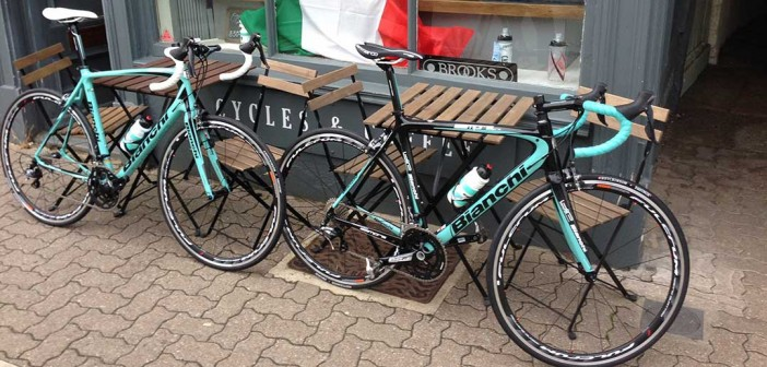 Bianchi Sempre Pro – The first two months