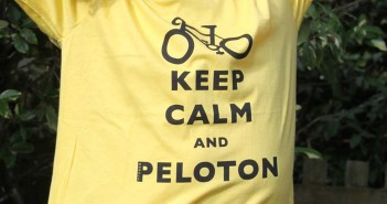 Keep Calm And Peloton