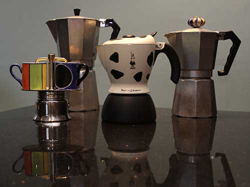 Coffee-Makers-with-reflection