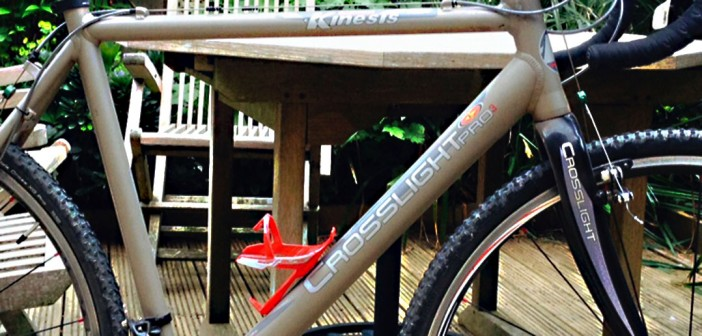 Kinesis Crosslight Pro3 cyclocross bike – First impressions