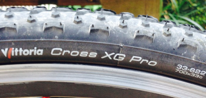 Vittoria Cross XG Pro Folding Tyre – Review