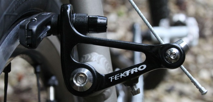 Tektro CR720 cantilever cyclocross brakes – Initial impressions