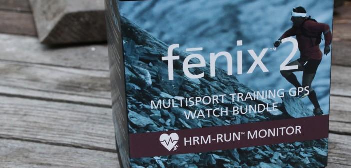 Garmin Fenix 2 – Quick feedback
