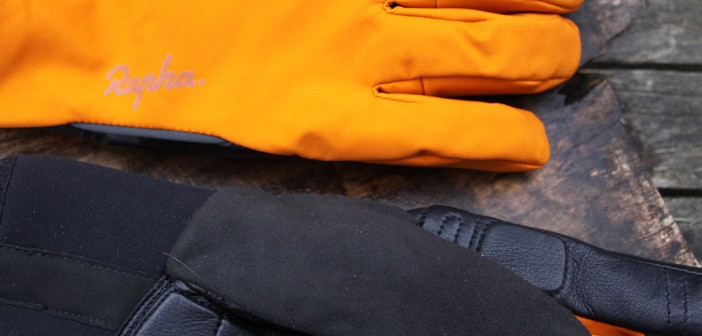 Rapha Winter Gloves – First impressions
